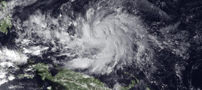 Tyfonen-Hagupit