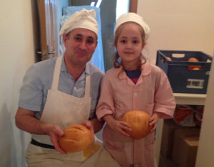 Moldavien Brödhuset